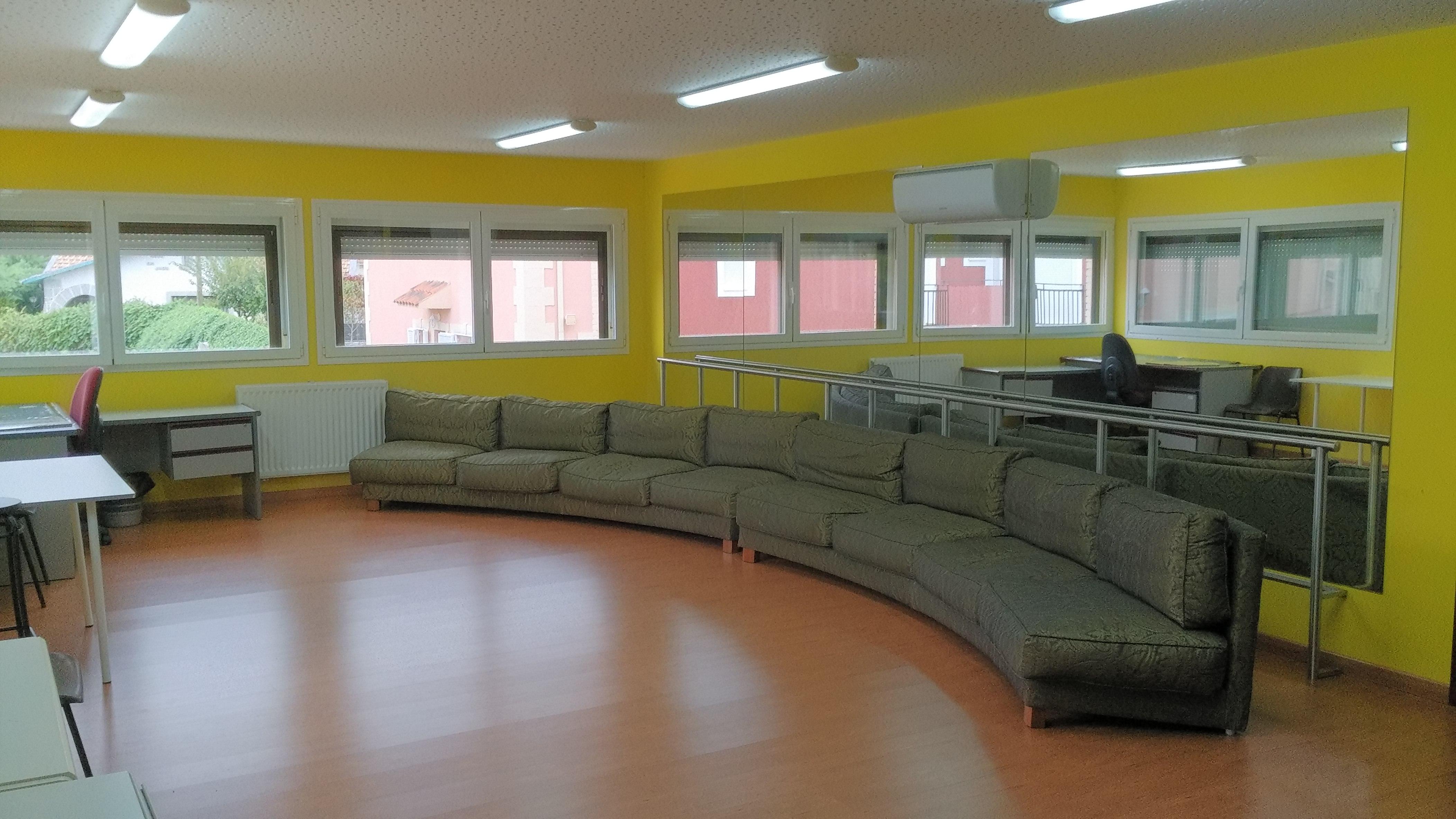 Foto de espacio para alquiler de locales para fiestas de cumpleaños en Villalba.