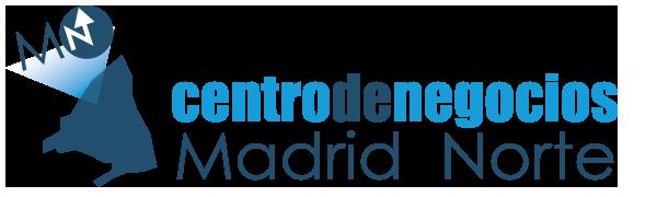 Logotipo del Centro de Negocios madrid Norte