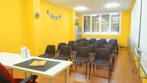 Aula para Sala de reuniones para Despacho para iniciar una actividad empresarial en Collado Villalba