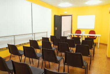 Alquilar un aula por horas en Collado Villaba