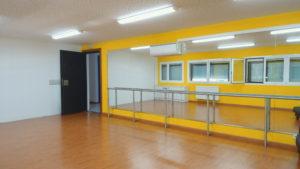 Alquiler de salas adaptadas para ballet, danza, gimnasia o cualquier otra actividad deportiva