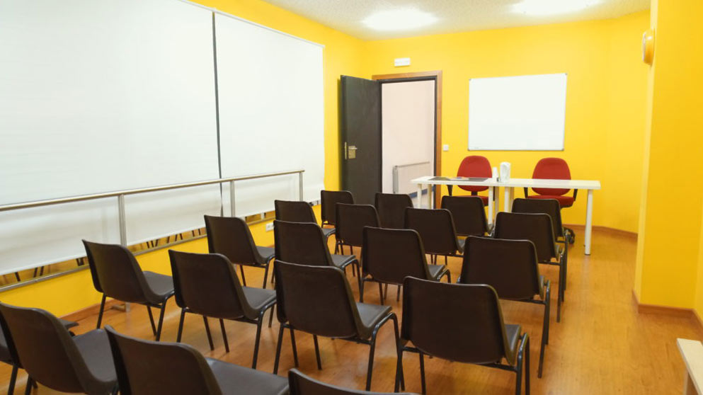 Salas de reuniones en Collado Villalba