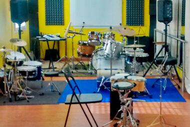 Foto de locales de ensayo musical en Villalba en alquiler